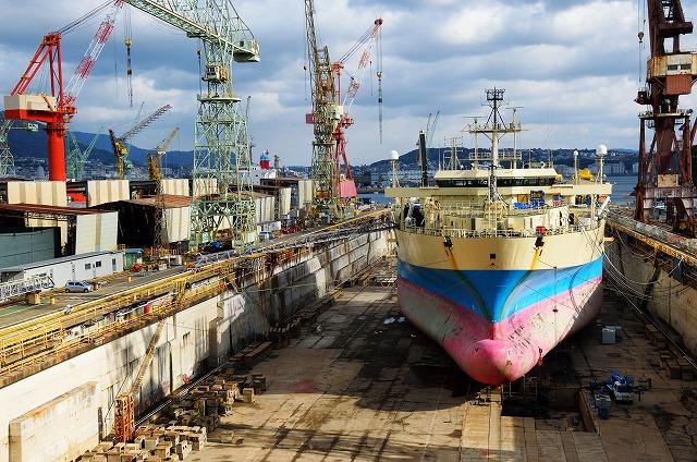 悠希工産 大きな仕事 やりがい 珍しい 楽しい造船
