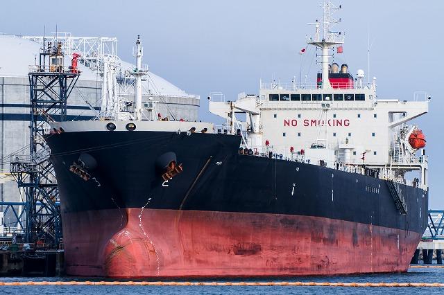 大型船 タンカー船 客室船も 悠希工産へ